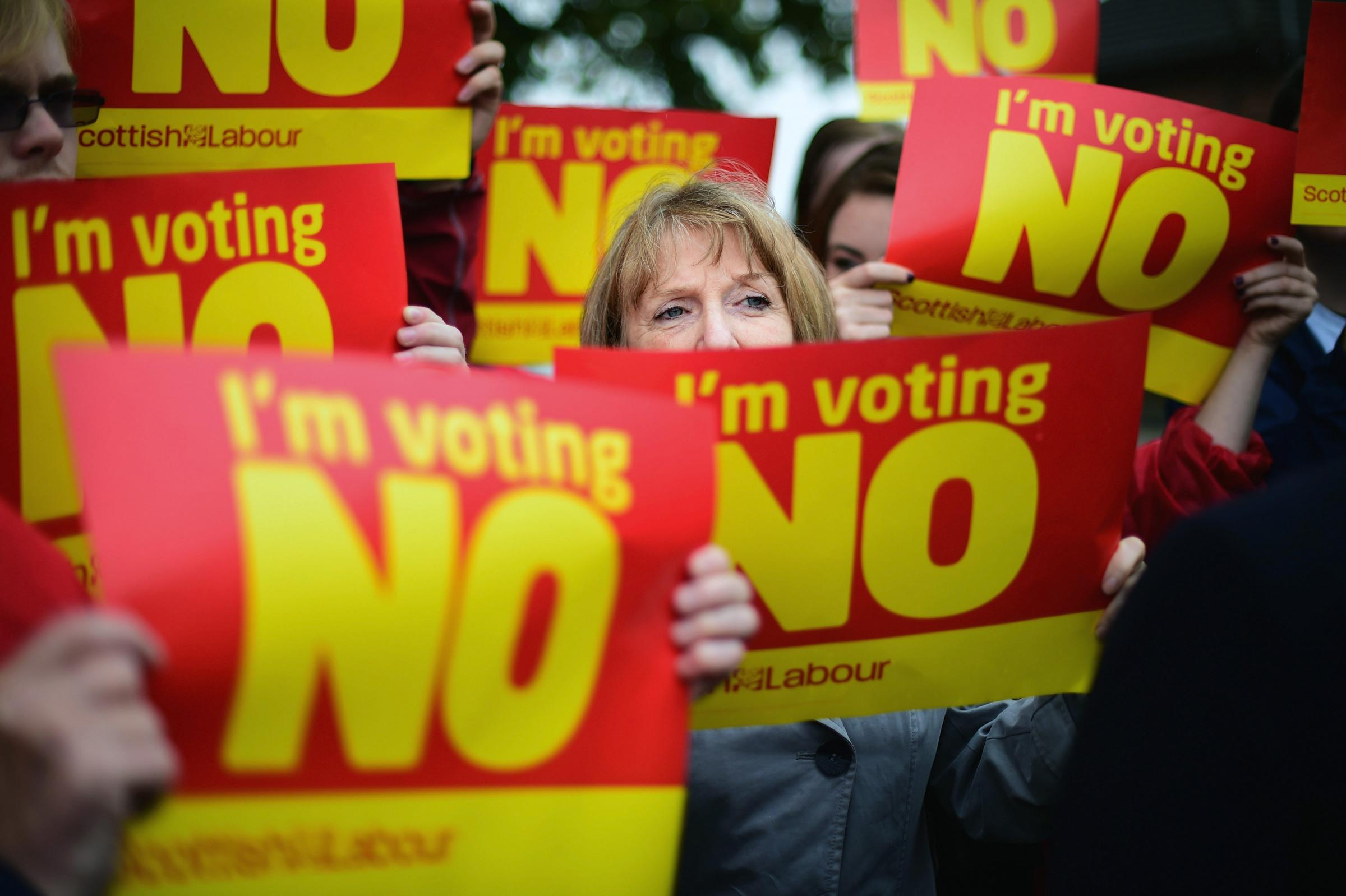 Progress Scotland will find out why certain groups voted No in 2014