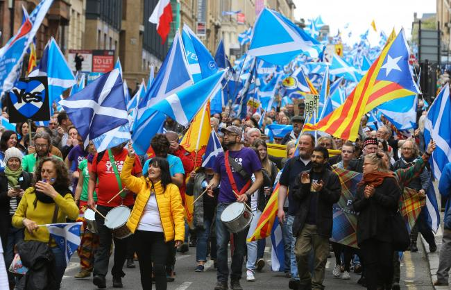 Independence groups are invited to help the new organisation