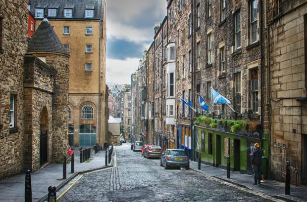 The National: Things to do in Edinburgh for Galentine's Credit: Tama66, Pixabay