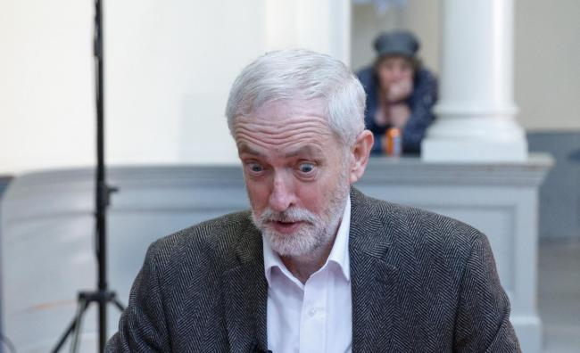 Jeremy Corbyn says that he does 'not want to live in a European empire of the 21st century'