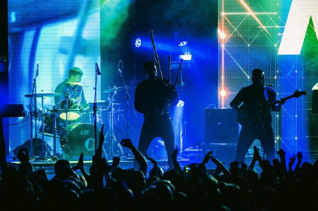 The National: Niteworks at their sold-out Barrowlands show