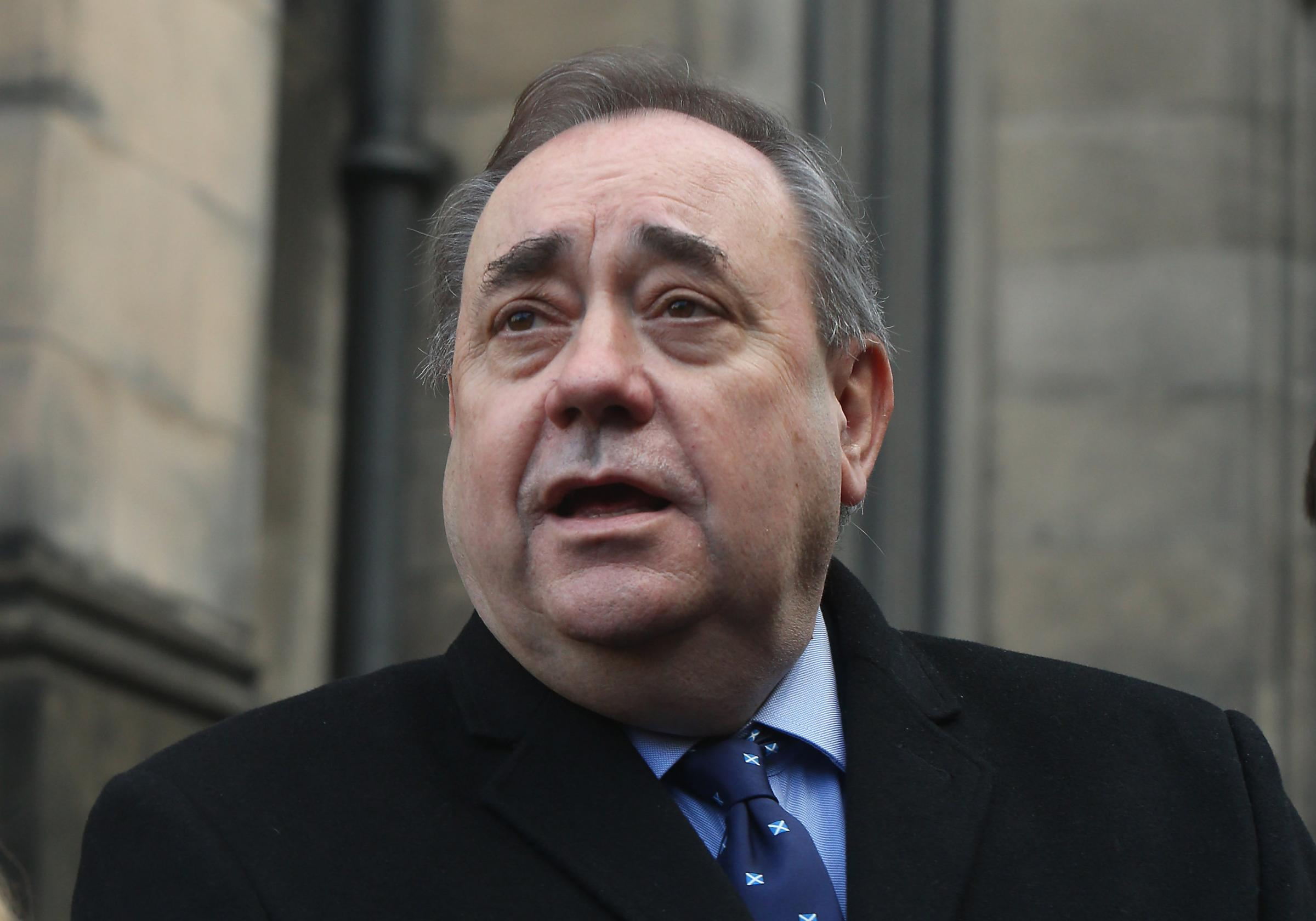 "The committee is being established after the Court of Session ruled the way the allegations against Alex Salmond were dealt with was ""unlawful"". Photograph: Gordon Terris"