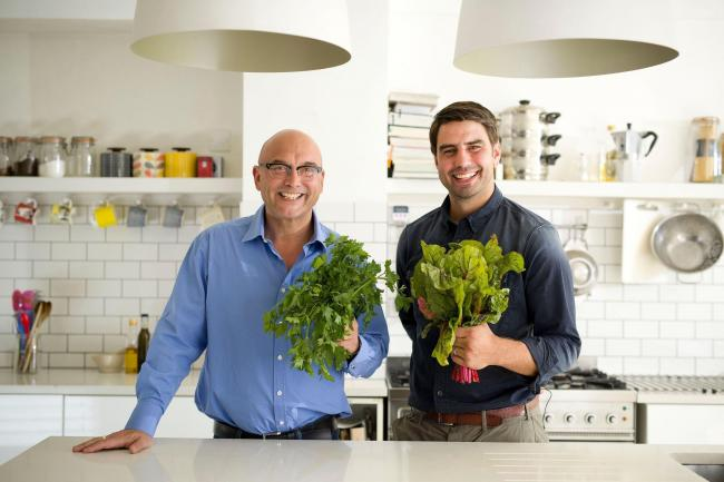 Gregg Wallace and Chris Bavin present Eat Well For Less?