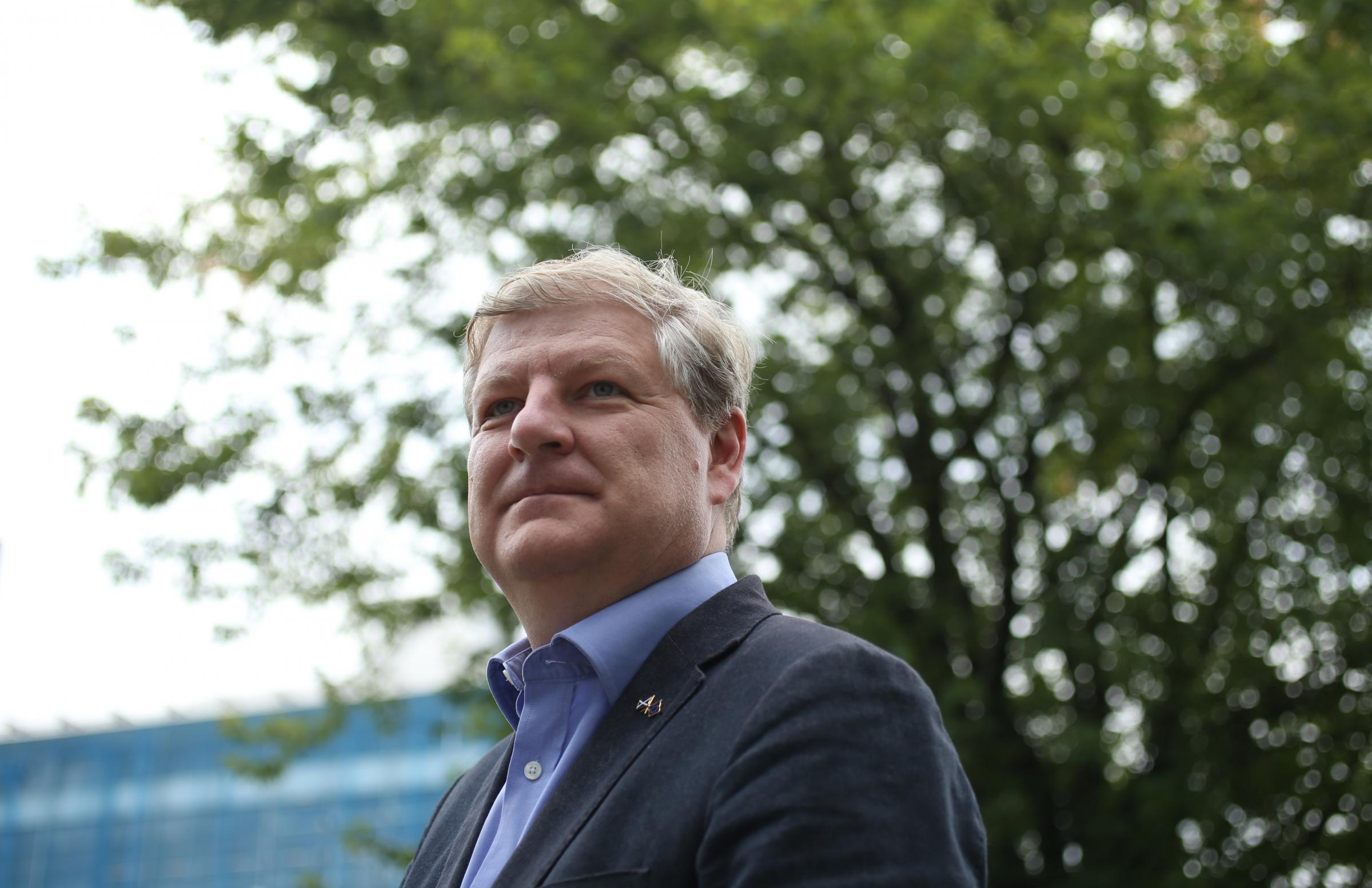 Angus Robertson possesses a quality that is rare among politicians - the ability to listen