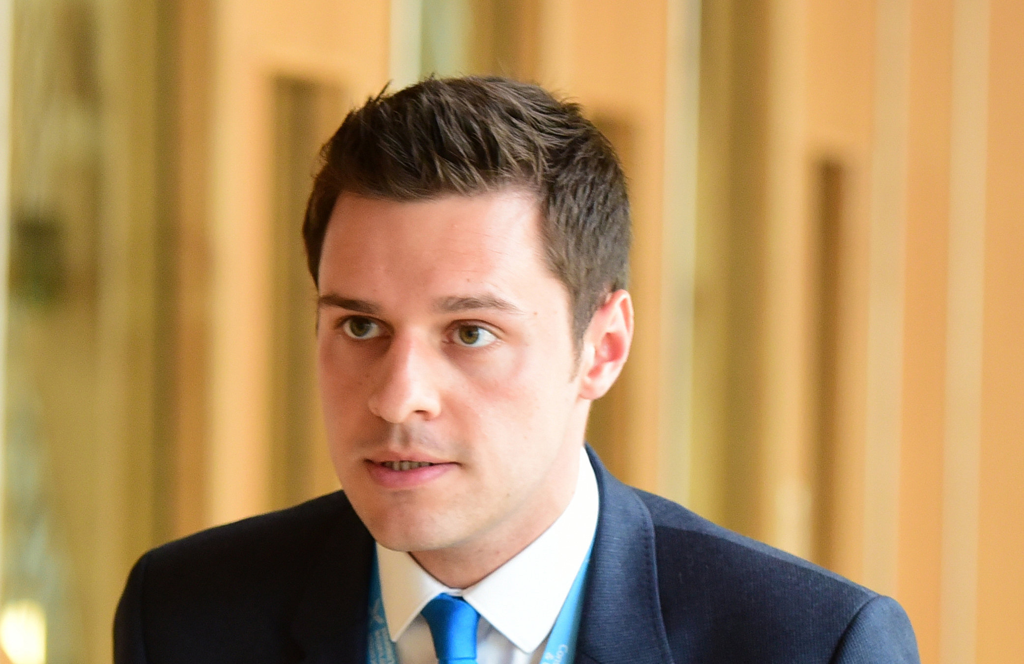 Ross Thomson has had the highest profile of any the 13 Scottish Tories elected in 2017