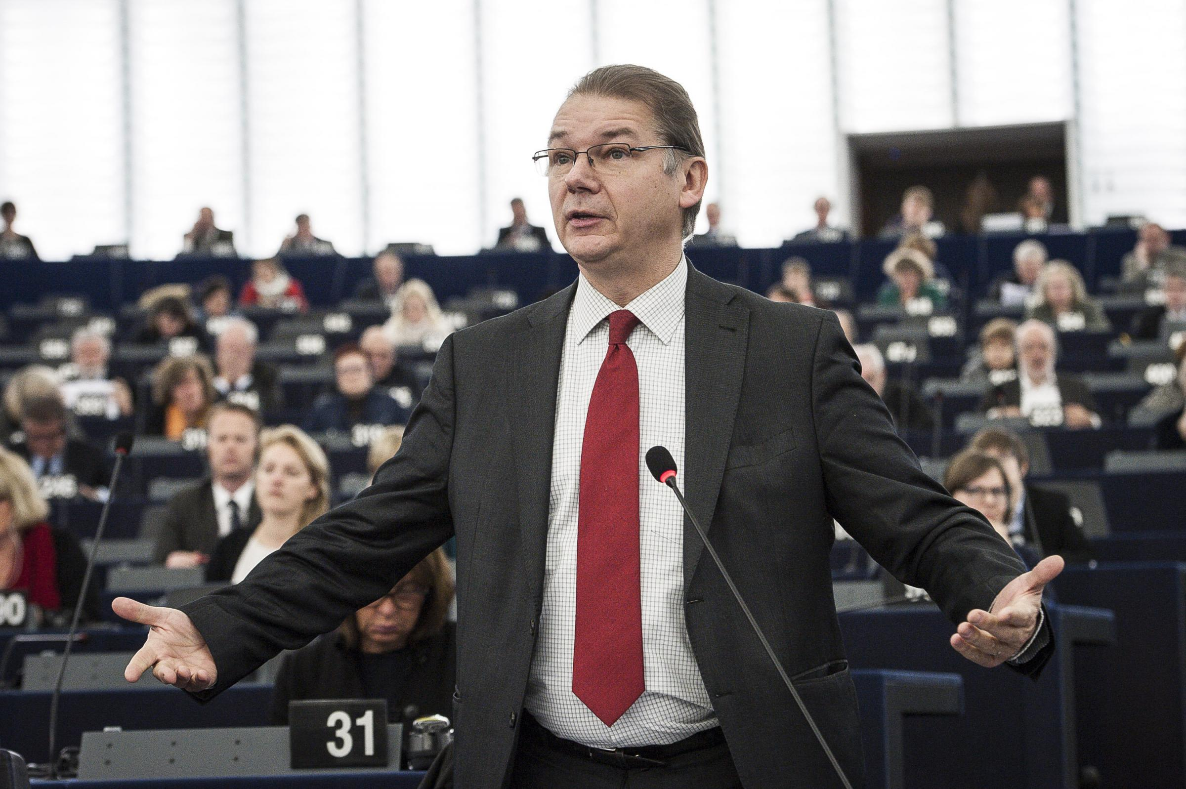 Philippe Lamberts said the UK must solve the issues it has created