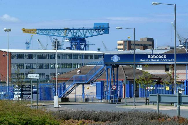 Fife dockyard named as preferred bidder for £1.3 billion Royal Navy contract