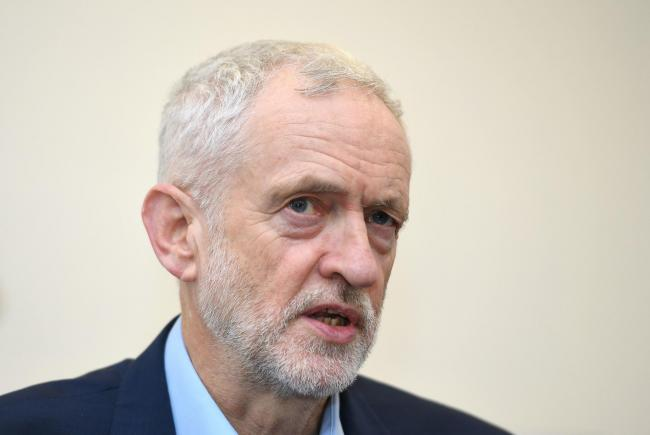 Jeremy Corbyn is hoping to hold a vote of no confidence