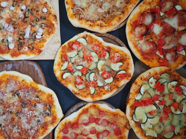 The National: Create pizzas for all tastes Credit: Hans, Pixabay