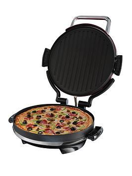 The National: George Foreman Entertaining Pizza grill Credit: Littlewoods