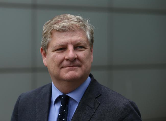 Angus Robertson said the UK 'is broken and failing'