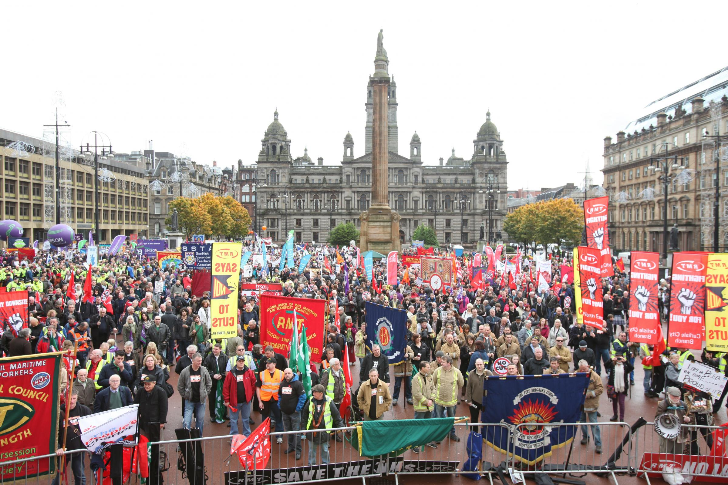 Councils find it too easy to listen to the trade union case and then ignore it