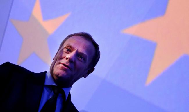 Donald Tusk was once again the subject of much false-furore this week