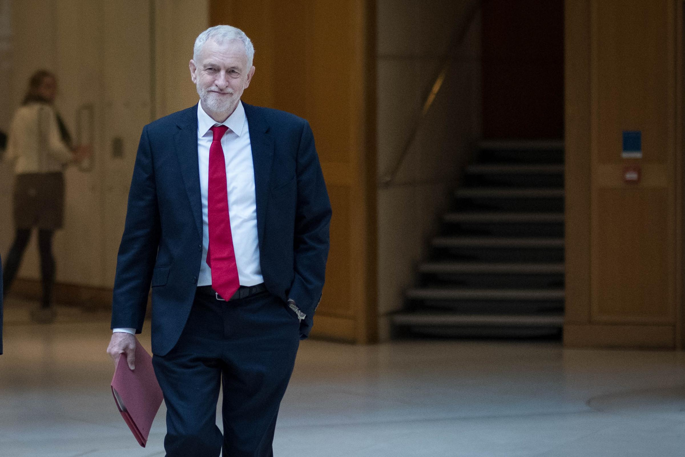 Labour leader Jeremy Corbyn is trying to find ways to make Brexit happen