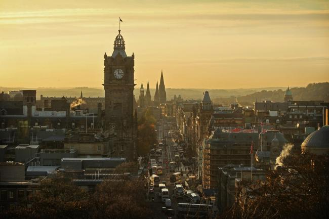 Edinburgh is home to several successful tech firms