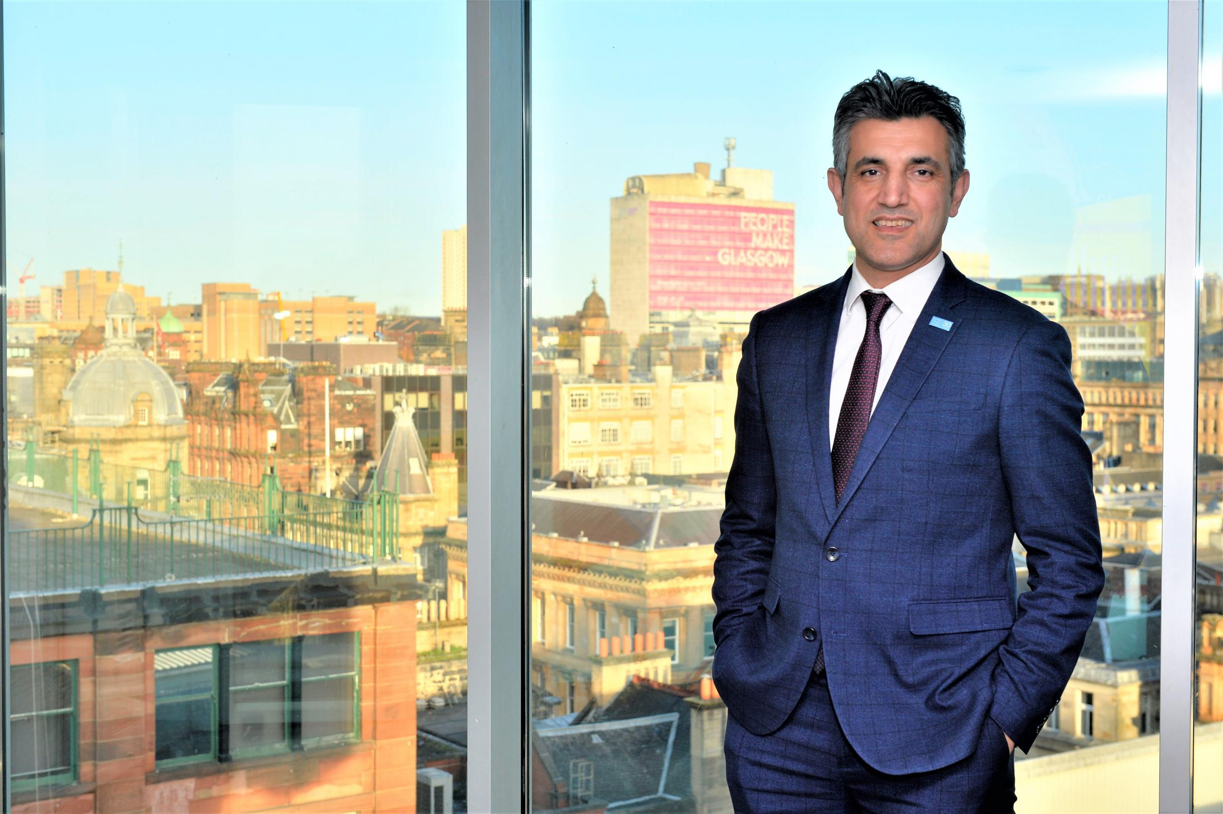 Scottish Refugee Council CEO Sabir Zazai on what has shaped him