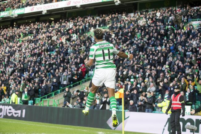 Scott Sinclair enjoyed a hugely successful time at Celtic.