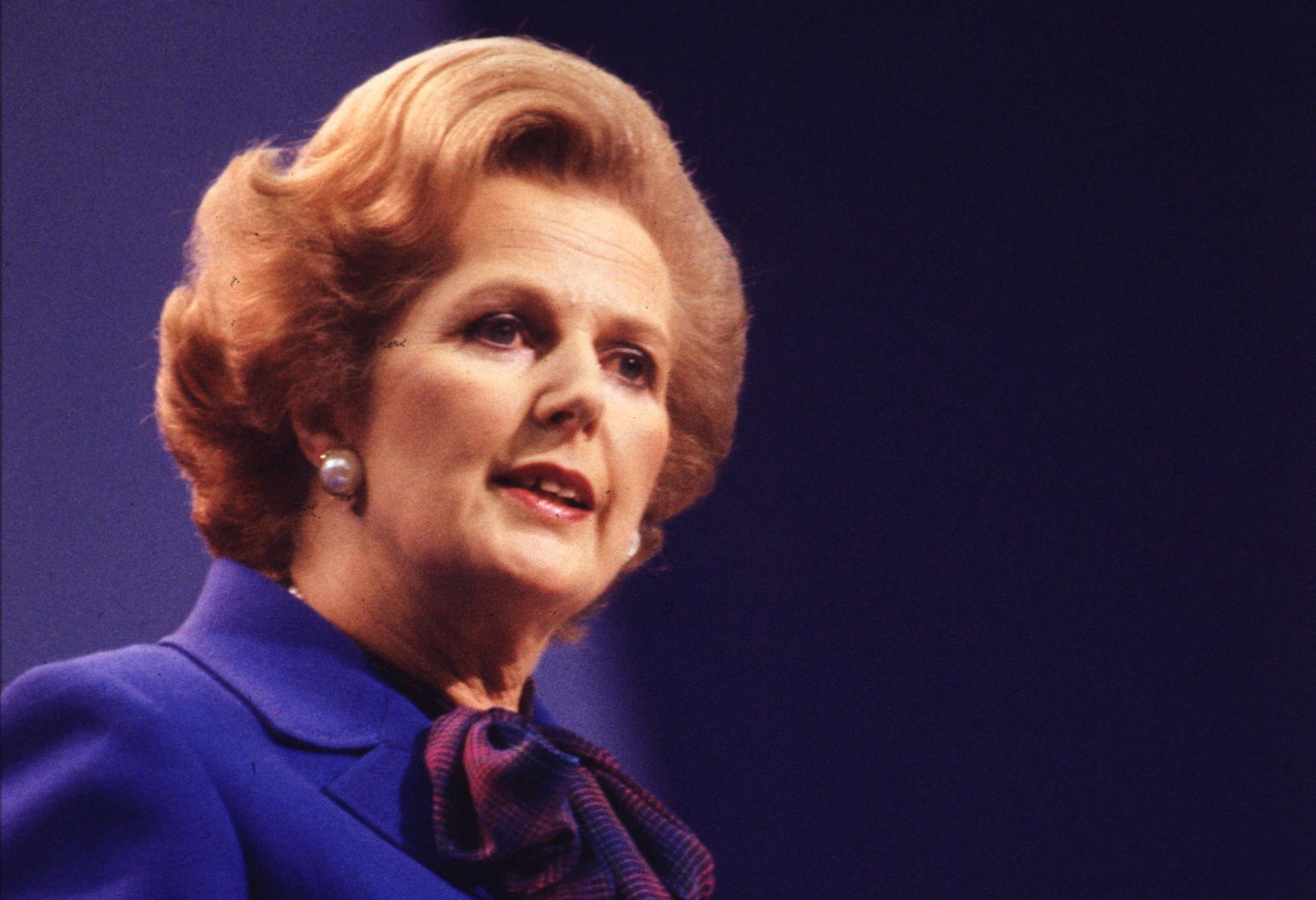 Margaret Thatcher's upbringing was not quite as humble as she claimed
