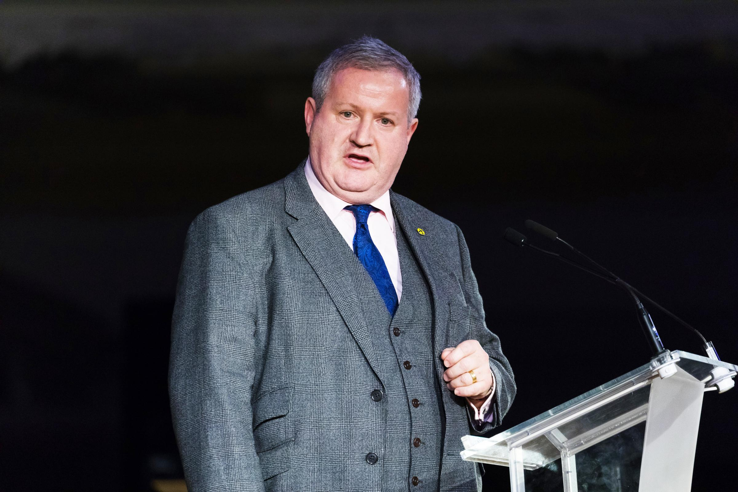 Ian Blackford has written to the seven Scottish Labour MPs urging them to rule out supporting the deal