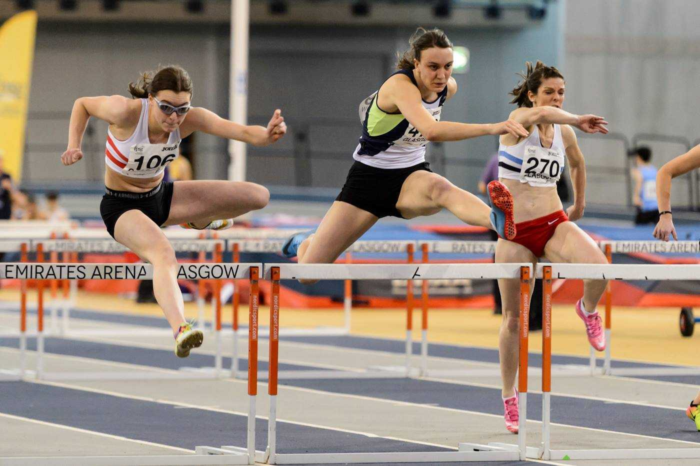 Scottish Athletics leads the way on gender equality in sport