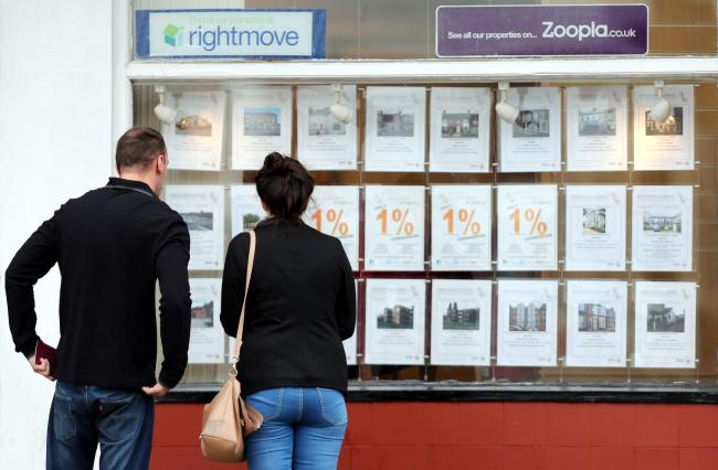 Zoopla looked at the most common property types