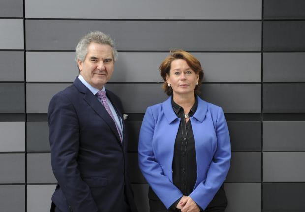 The National: Roger Mullin and Michelle Thomson