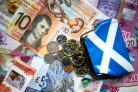 There are fears that GDP in Scotland could fall by 7%