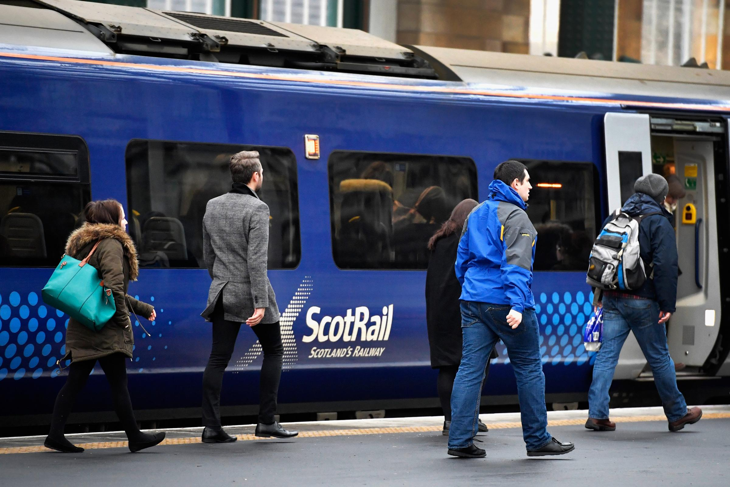 ScotRail passengers are entitled to claim a refund if they are delayed by more than 30 minutes