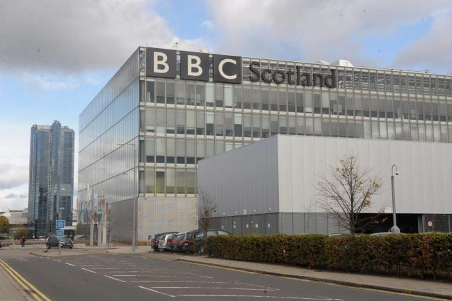 BBC Scotland is under fire