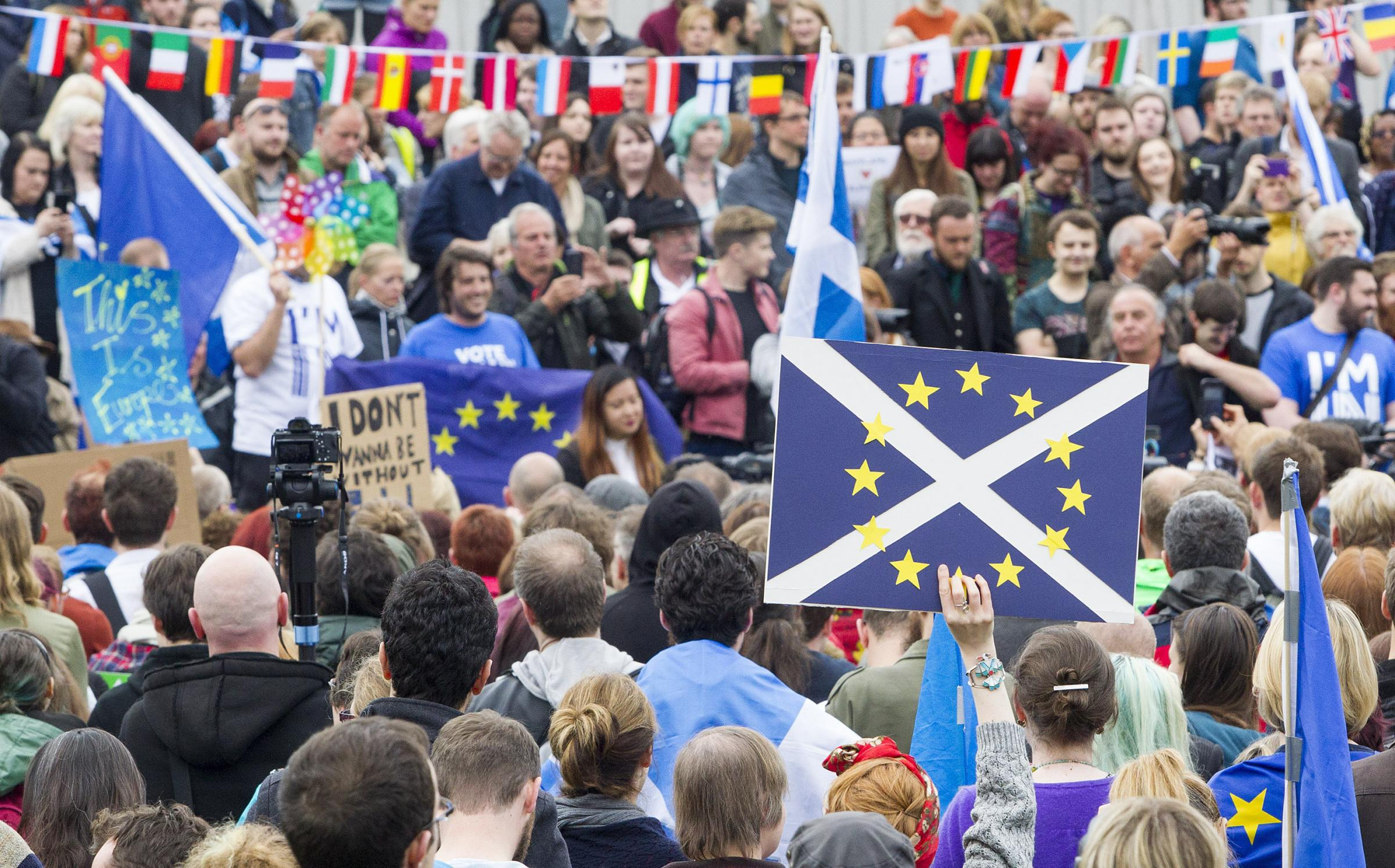 Some have said that creating an independent Scotland would be harder than the UK leaving the EU