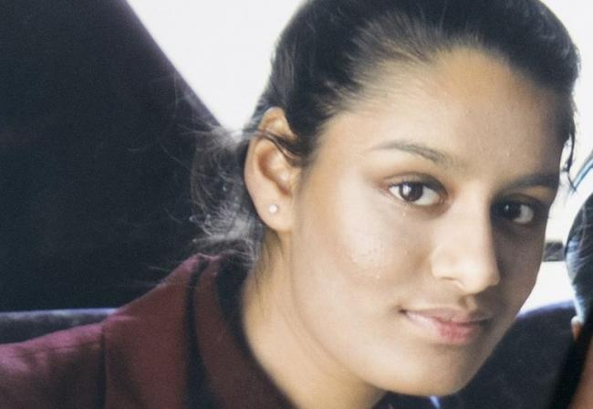 Shamima Begum fled East London to marry a Daesh fighter