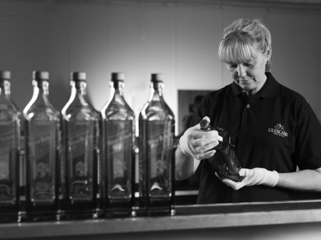 Glencairn Crystal has expanded into Europe, North America, Asia and even Antarctica