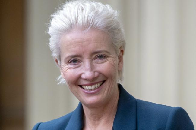 Dame Emma Thompson, Double Academy Award Winner, is one of the signatories