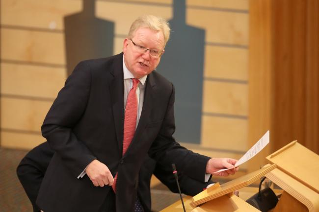 Scottish Tory leader Jackson Carlaw would try to sway Scotland's vote in a second Brexit referendum to support leaving the EU
