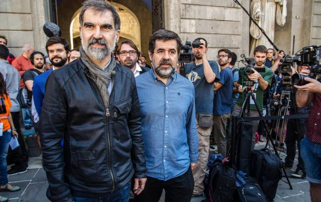 Jordi Cuixart and Sanchez can now bid to end their detention at the ECHR