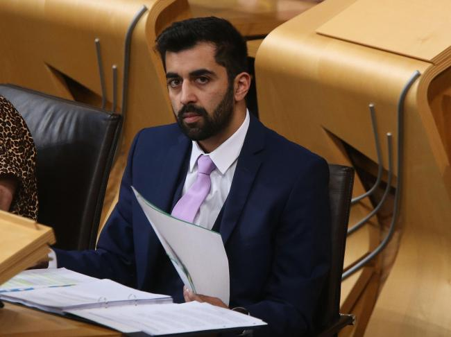 Humza Yousaf has 'grave concern' over the current state of Barlinnie