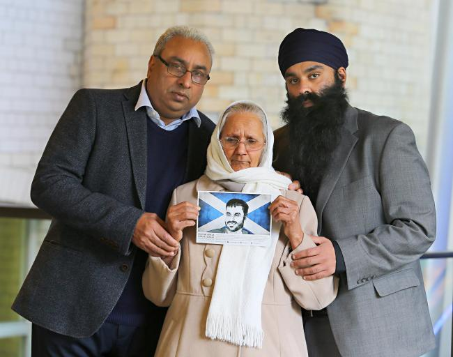 The family of Jagtar Singh Johal received a call from him after two years imprisoned in India without charge