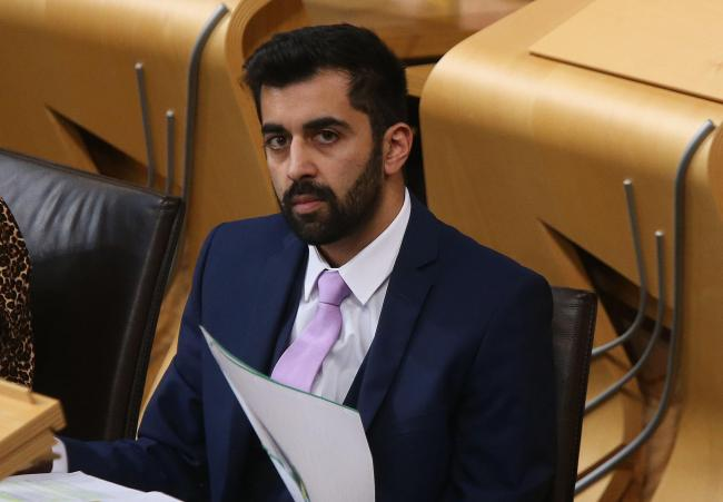 Humza Yousaf issued the warning in the wake of incidents including sectarian chants