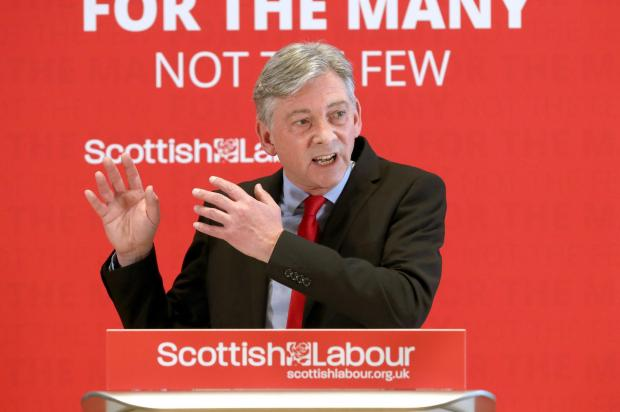 The National: Scottish Labour leader Richard Leonard.