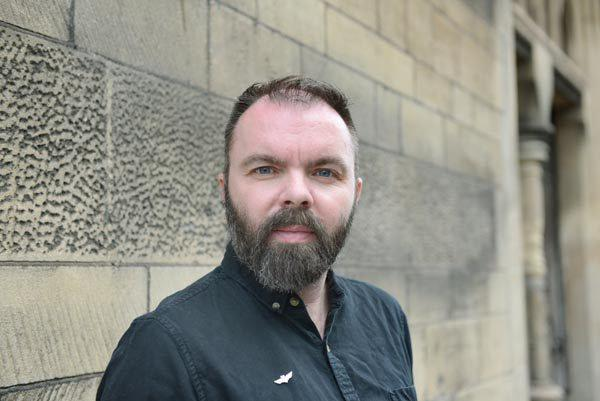 Stuart Campbell runs the pro-independence Wings Over Scotland blog