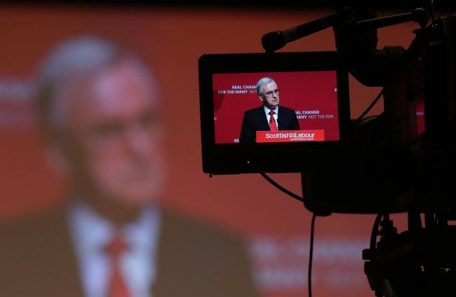 John McDonnell says the PM has 'blown it'