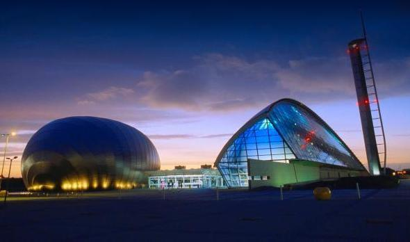 Glasgow Science Centre received more than £1 million