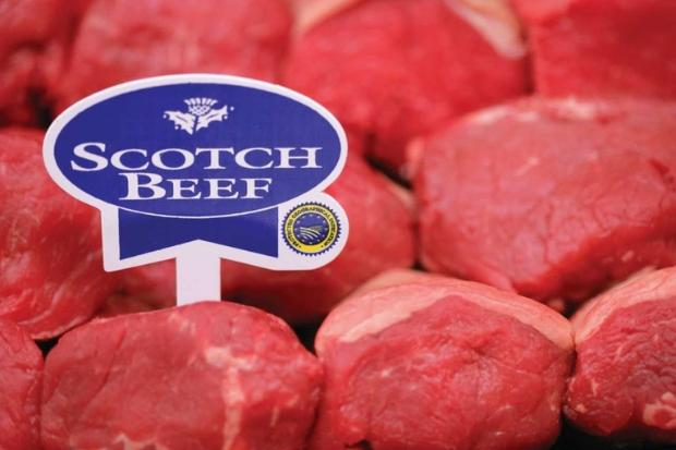 Tories say SNP 'petty' for intervening after M&S sell Scotch beef as British