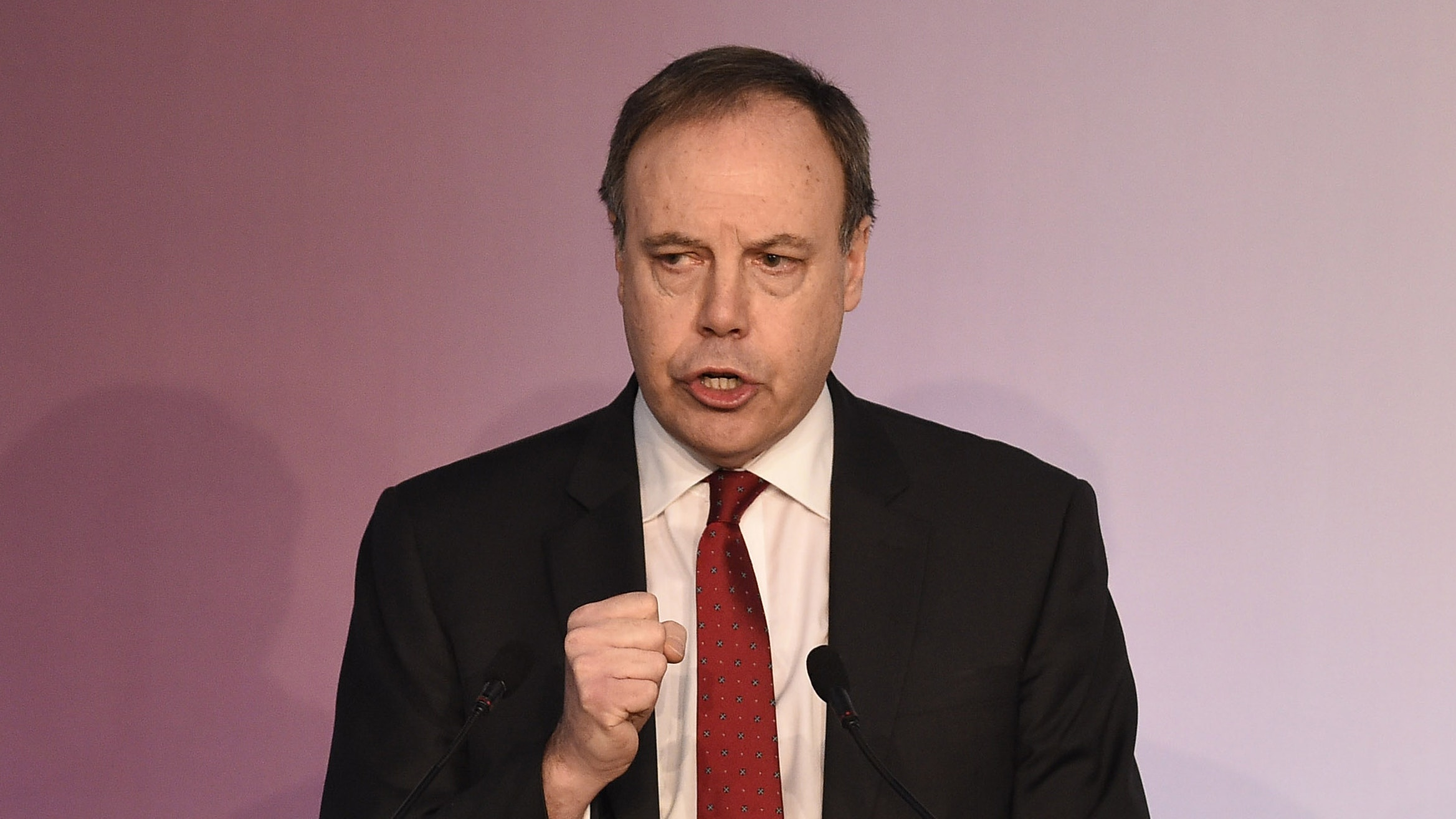 Nigel Dodds said there has been a 'constructive dialogue'