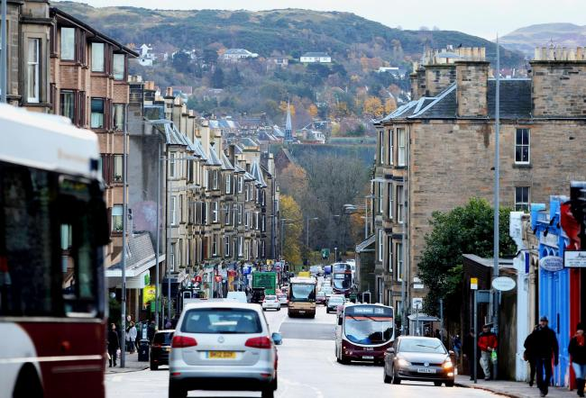 A survey by Yes Marchmont and Morningside in Edinburgh found majority support for Yes