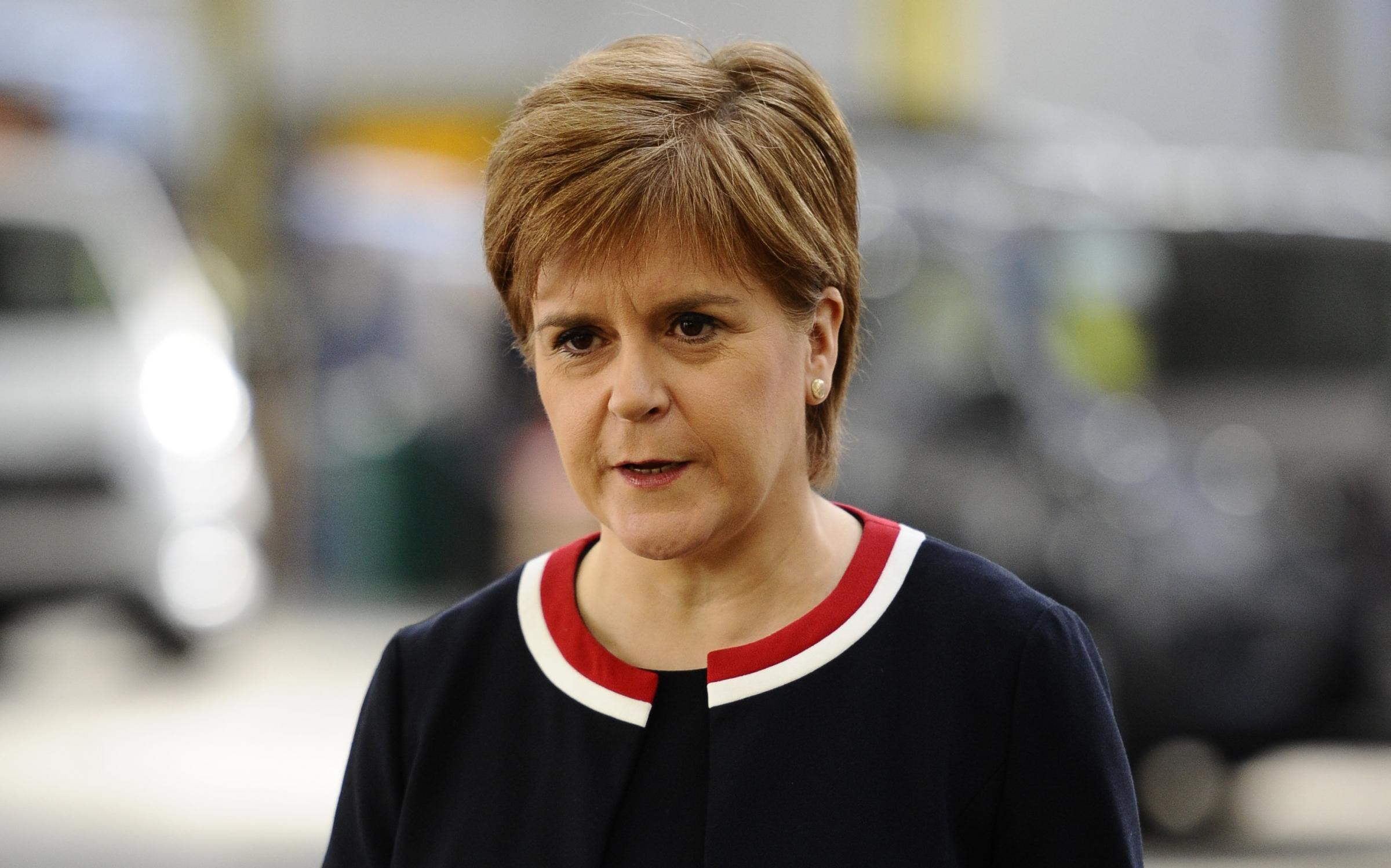 Nicola Sturgeon slams Tory attempt to bribe DUP over May's deal