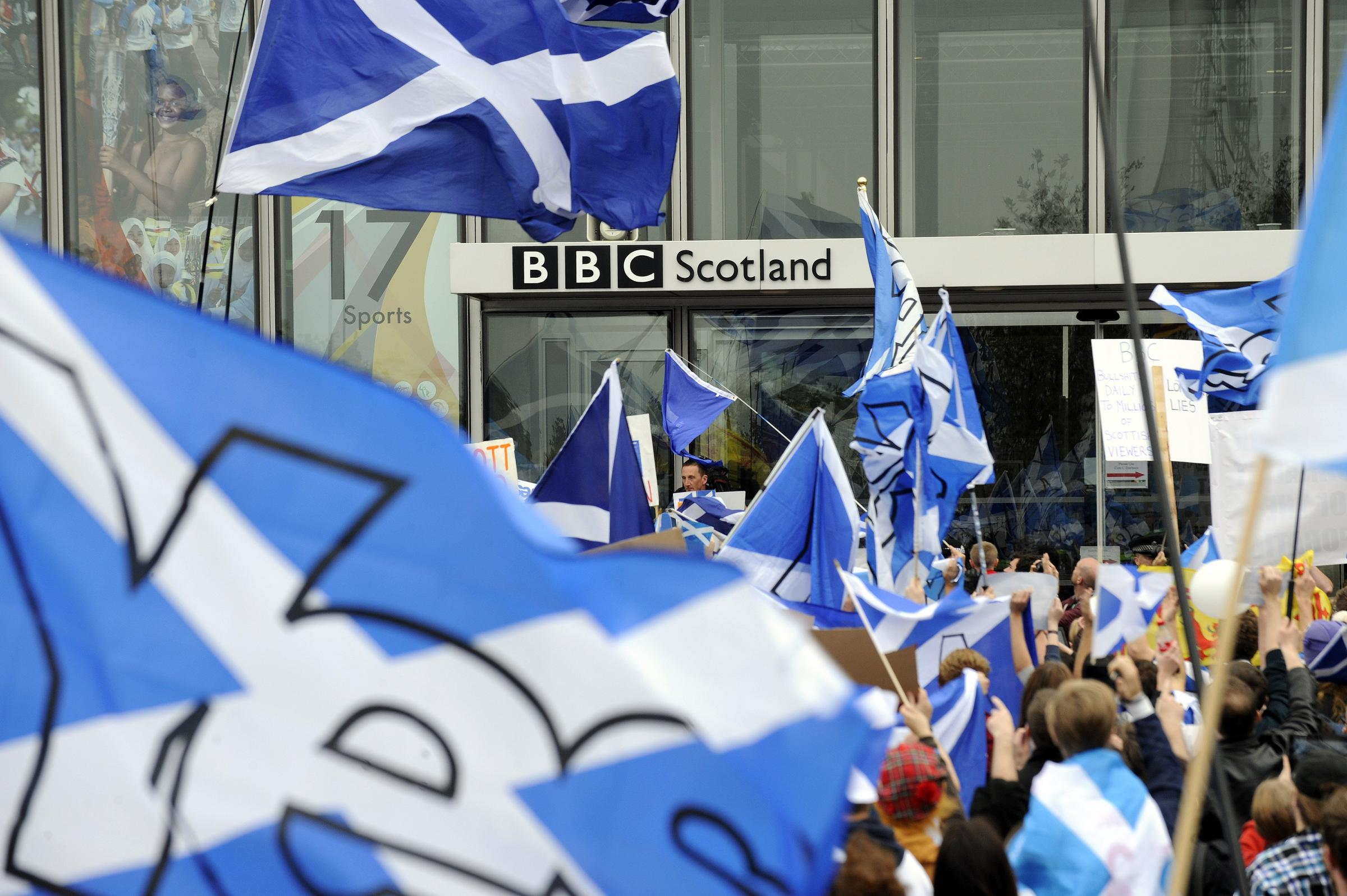 Confirmed: 'BBC journalists thought it was their job to make Yes campaign look foolish'