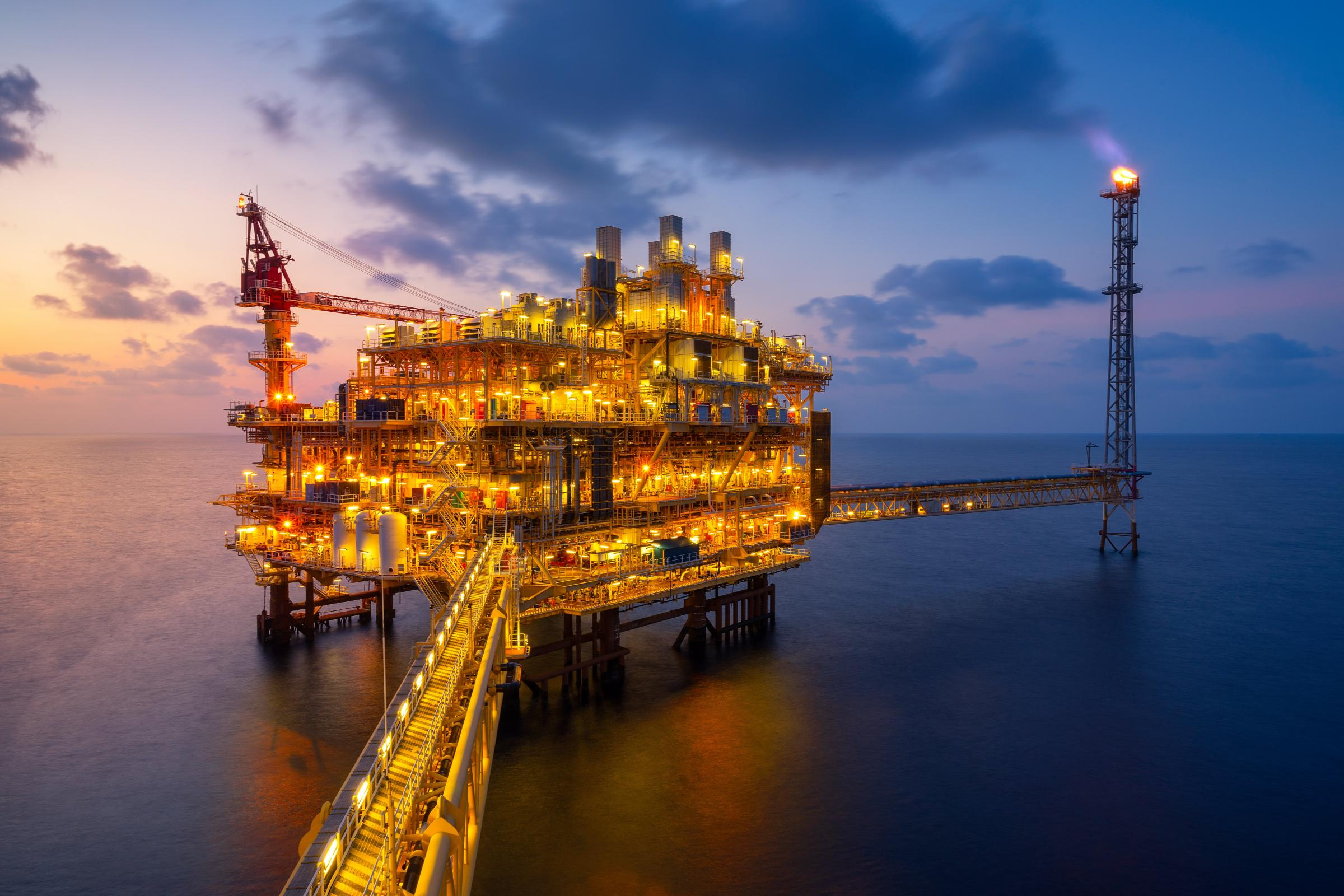 Ex-Scotland Office chief statistician says Scots should be paid back for oil revenues