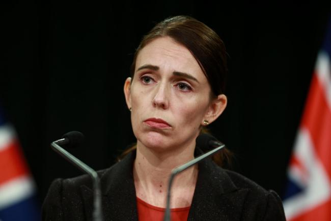 Jacinda Ardern told reporters in Christchurch the focus remained on preventing another attack like the one on March 15