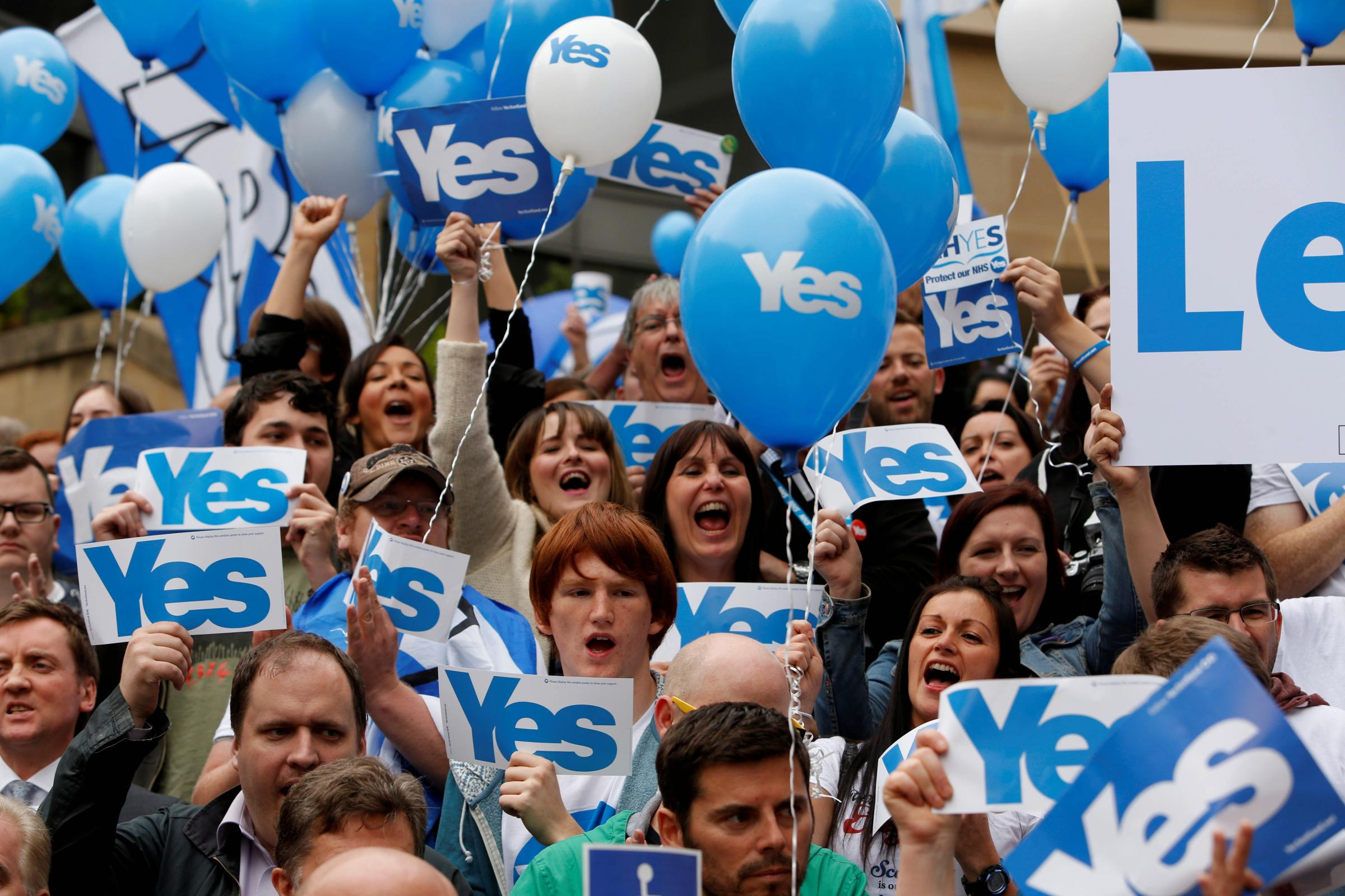 We can't allow the moaning minnies to scupper our chances - national scot